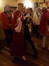 Tanz mit Jungfrau Chrissi