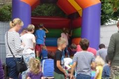 Sommerfest - Hüpfburg 2