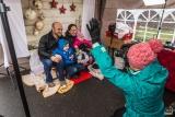 Weihnachtsfotos bei der Kita St. Mariä Empfängnis